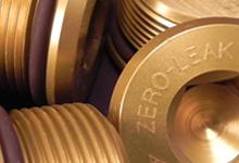 aluminum zero-leak plugs