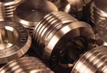 stainless steel zero-leak plugs